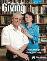 John & Marilyn Zubal share their story...