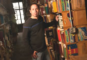 Mike Zubal talks books at Fresh Water Cleveland